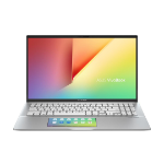 "ASUS VivoBook S15 S532FL Zilver Notebook 39,6 cm (15.6"") 1920 x 1080 Pixels Intel® 8ste generatie Core™ i7 4 GB DDR4-SDRAM 256 GB SSD Windows 10 Home"