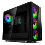 Fractal Design Define S2 Vision - RGB Midi Tower Black