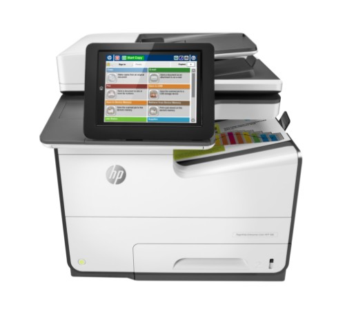 HP PageWide Enterprise Color 586f 1200 x 1200DPI Thermal Inkjet A4 50ppm