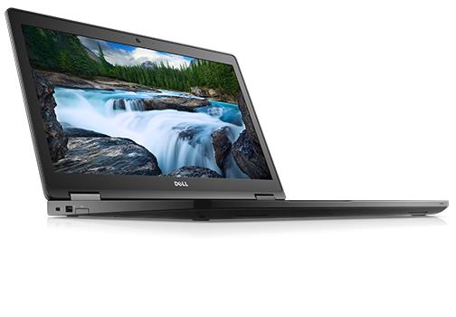 """DELL Latitude 5580 2.8GHz i5-7440HQ 15.6"""" 1920 x 1080pixels Black Notebook"""