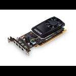 Lenovo 4X60N86660 graphics card NVIDIA Quadro P1000 4 GB GDDR5
