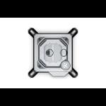 EK Water Blocks EK-Velocity D-RGB - Nickel + Plexi