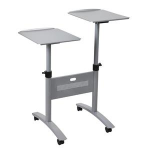 Nobo Multimedia Projection Trolley - Twin Platform 1900791
