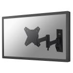 """Newstar TV/Monitor Wall Mount (Full Motion) for 10""""-30"""" Screen - Black"""
