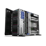Hewlett Packard Enterprise ProLiant ML350 Gen10 server 2.1 GHz Intel® Xeon® 4110 Tower (4U) 800 W
