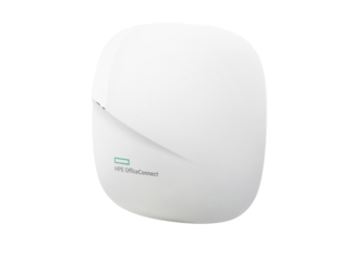 Hewlett Packard Enterprise OfficeConnect OC20 1000Mbit/s Power over Ethernet (PoE) White WLAN access point