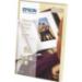 Epson Premium Glossy Photo Paper - 10x15cm - 40 Hojas
