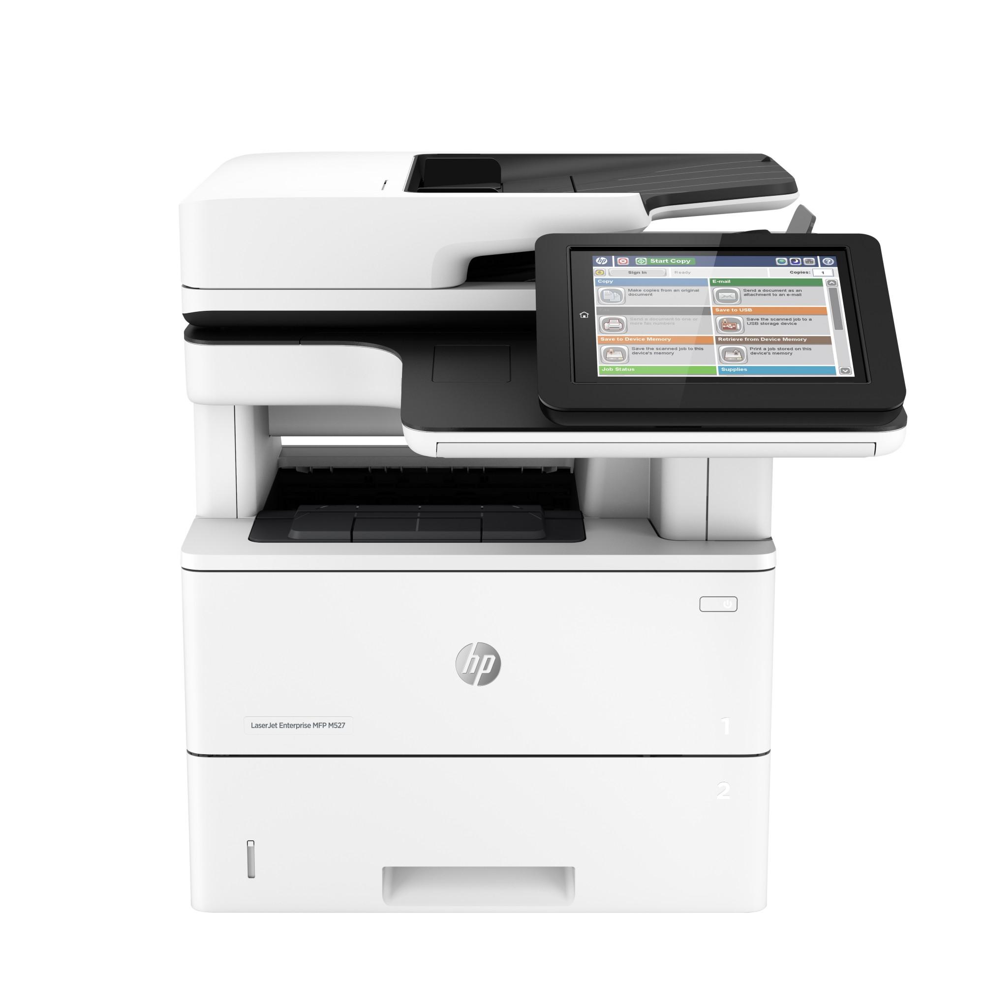 HP LaserJet Enterprise MFP M527f 1200 x 1200DPI Laser A4 43ppm