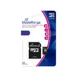 MediaRange MR956 memory card 4 GB MicroSDHC Class 10