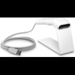 HP Engage One W 2D Streepjescodemodulebar streepjescodelezers LED Wit