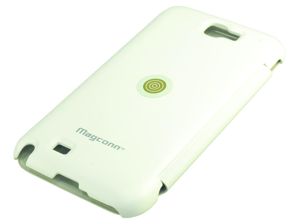 2-Power Smartphone Cover (White)
