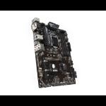 MSI Z370-A PRO LGA 1151 (Socket H4) ATX motherboard
