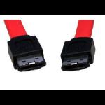 Cables Direct 2m eSATA SATA cable Red