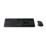 Logitech MX800 RF Wireless QWERTY US International Black keyboard