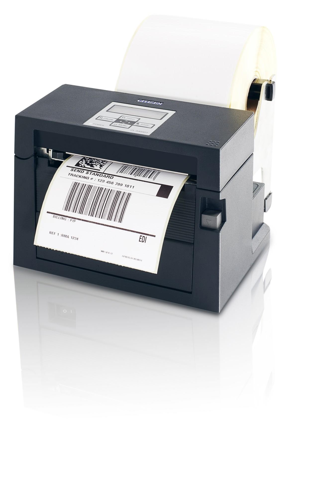 Citizen CL-S400DT impresora de etiquetas Térmica directa 203 x 203 DPI
