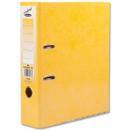 Concord Contrast Lever Arch File A4 Yellow PK10