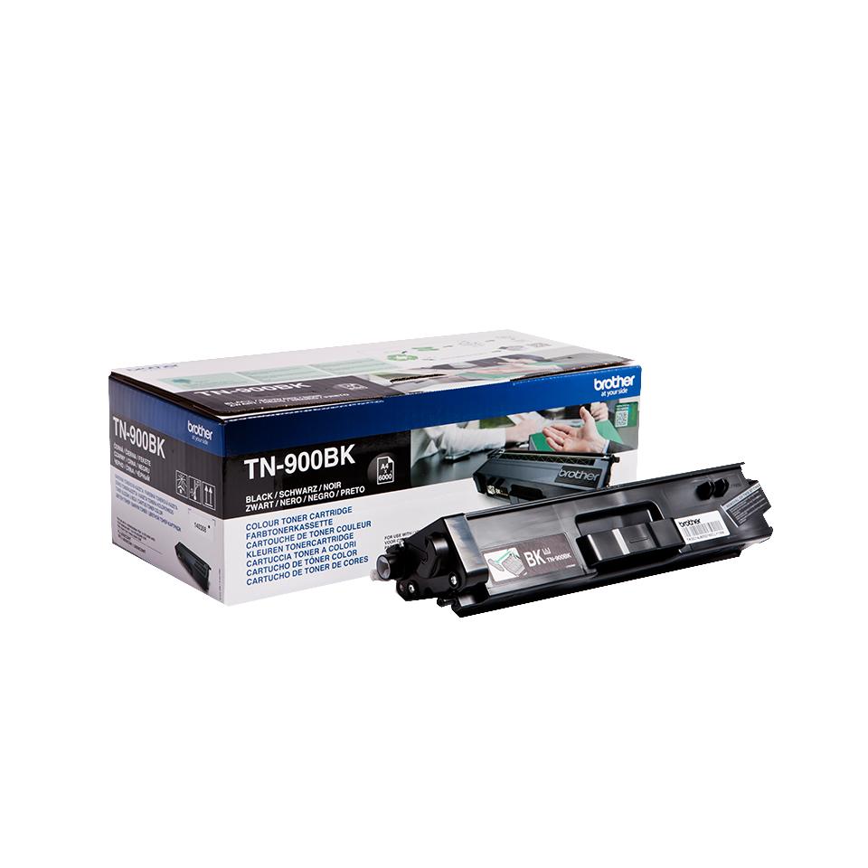 Brother TN-900BK Toner black, 6K pages
