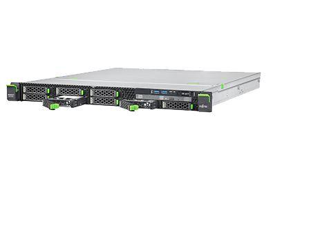 Fujitsu PRIMERGY RX1330 M2 3GHz E3-1220V5 450W Rack (1U)