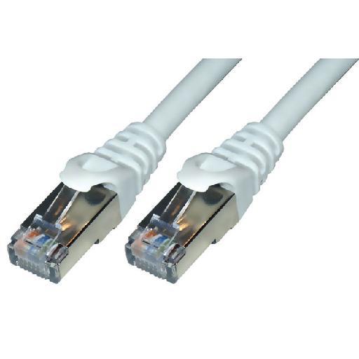 MCL 2m Cat6 F/UTP cable de red F/UTP (FTP) Gris