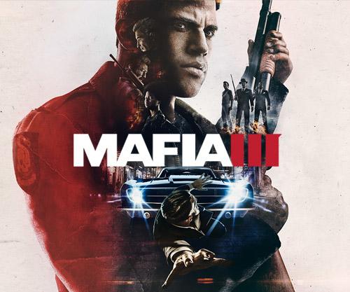Aspyr Media Mafia III, Mac Videospiel Standard Deutsch, Englisch