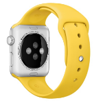 Apple MM992ZM/A Band Yellow Fluoroelastomer
