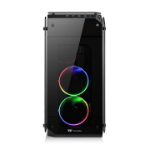 Thermaltake View 71 Tempered Glass RGB Edition Full-Tower Black computer case