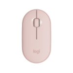 Logitech Pebble M350 mouse RF Wireless+Bluetooth Optical 1000 DPI Ambidextrous