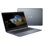 "ASUS E406SA-BV023T 1.6GHz N3710 14"" 1366 x 768pixels Grey Notebook"