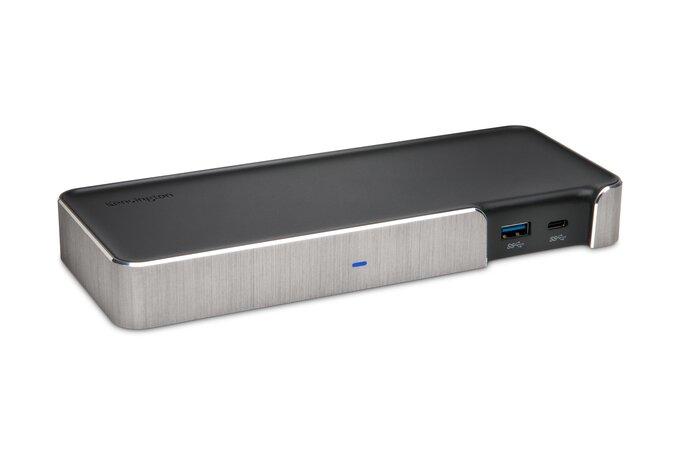 Kensington Replicador de puertos 4K dual Thunderbolt 3 de 40 Gbps SD5200T con adaptador de 170W - Windows y Mac