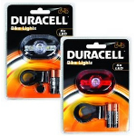 Duracell BUN0046A bicycle light