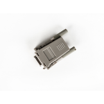 Vertiv Avocent ADB0210 cable interface/gender adapter 9-pin DB-9 RJ-45 Black