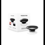 Fibaro The Button Black panic button Wireless Alarm