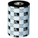Zebra 2300 Wax Thermal Ribbon 131mm x 450m printer ribbon