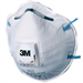 3M 8822 1pc(s) disposable respirator