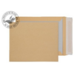 Blake Purely Packaging Manilla Peel and Seal Board Back 318x267mm 120gsm (Pack 125)