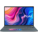 """ASUS ProArt StudioBook Pro X W730G5T-H8050T Notebook Grey 43.2 cm (17"""") 1920 x 1200 pixels Intel Xeon E 64 GB DDR4-SDRAM 4000 GB SSD NVIDIA Quadro RTX 5000 Wi-Fi 6 (802.11ax) Windows 10 Pro"""
