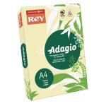 ADAGIO Rey Adagio A4 Card 160gsm Canary RM250