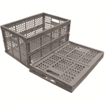 FSMISC BOX FOR FOLDING TROLLEY GREY 359287