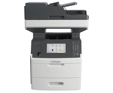 Lexmark MX717de 1200 x 1200DPI Laser A4 60ppm multifunctional