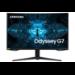 "Samsung C32G75TQSU 81,3 cm (32"") 2560 x 1440 Pixeles WQHD QLED Negro"