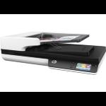 HP Scanjet Pro 4500 fn1 Flatbed & ADF 1200 x 1200DPI A4 Grey