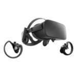 Oculus Rift + Touch Dedicated head mounted display Black