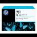 HP Cartucho de tinta DesignJet 761 gris oscuro de 400 ml