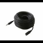 Steren 255-274 15.24m 3.5mm 3.5mm Black audio cable