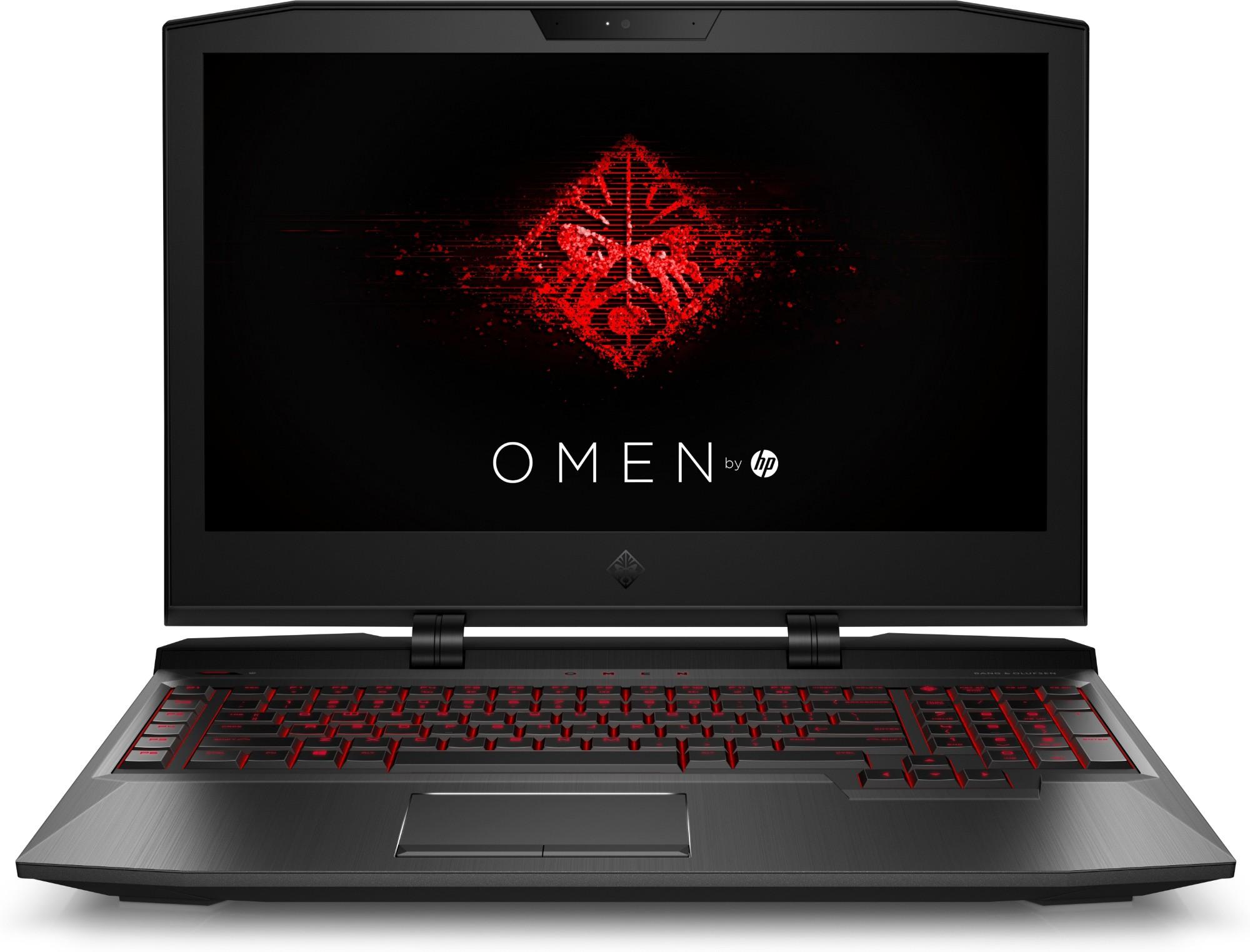 OMEN X by HP 17-ap000na - i7 7820HK - 16GB RAM - 256GB SSD - 1TB HDD - Win10 home