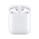 Apple AirPods (2nd generation) MV7N2ZM/A headphones/headset In-ear Bluetooth White