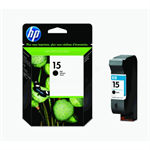 HP C6615DE (15) Printhead black, 500 pages, 25ml