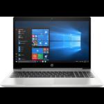 """HP ProBook 450 G6 Silver Notebook 39.6 cm (15.6"""") 1920 x 1080 pixels 8th gen Intel® Core™ i5 8 GB DDR4-SDRAM 256 GB SSD Wi-Fi 5 (802.11ac) Windows 10 Pro"""