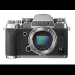 Fujifilm X-T2 MILC Body 24 MP CMOS III 6000 x 4000 pixels Silver