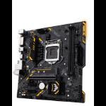 ASUS TUF B360M-E GAMING LGA 1151 (Socket H4) micro ATX Intel® B360